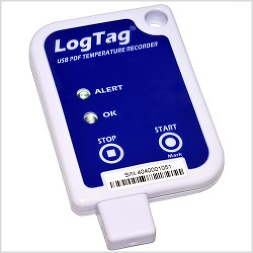 USB – Software Download (Logtag Analyser)